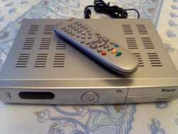 meo sat FranSat receiver and Card
